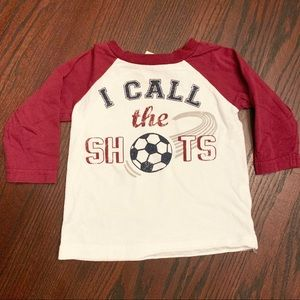 First Impressions Soccer T-shirt
